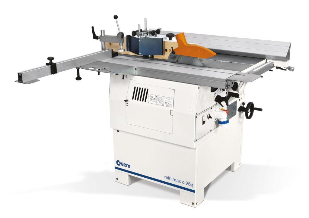Kombinationsmaskin för träbearbetning C26