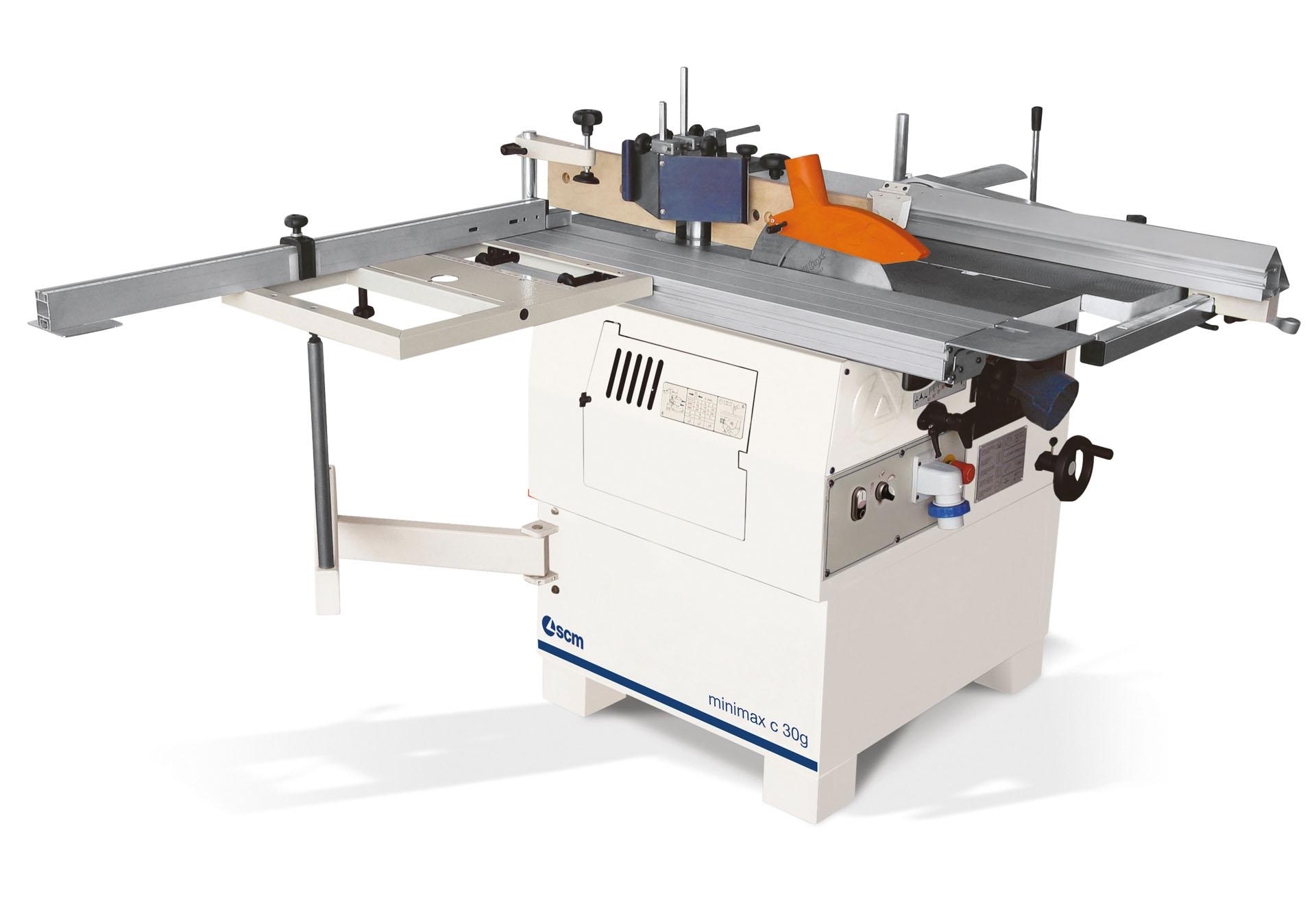 Kombinationsmaskin för träbearbetning C30