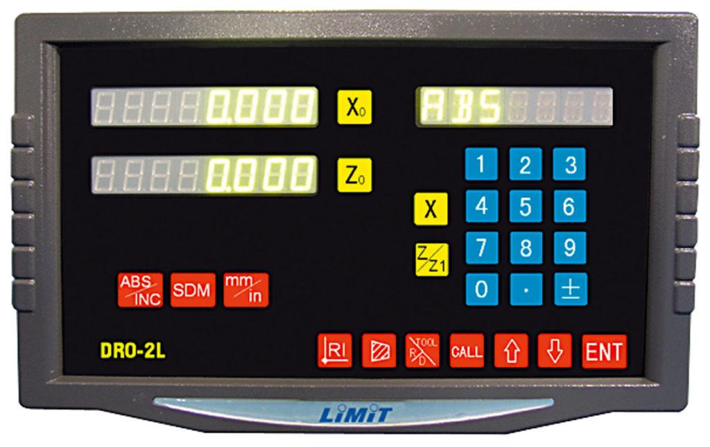 Displaybox digital DRO-2L