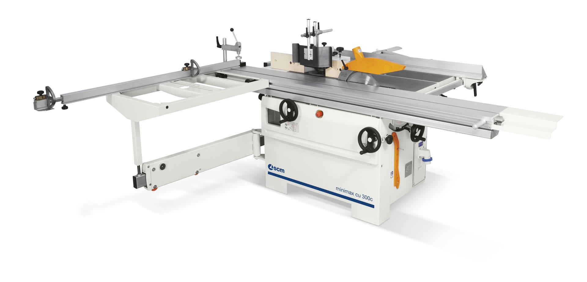 Kombinationsmaskin för träbearbetning CU300 CL