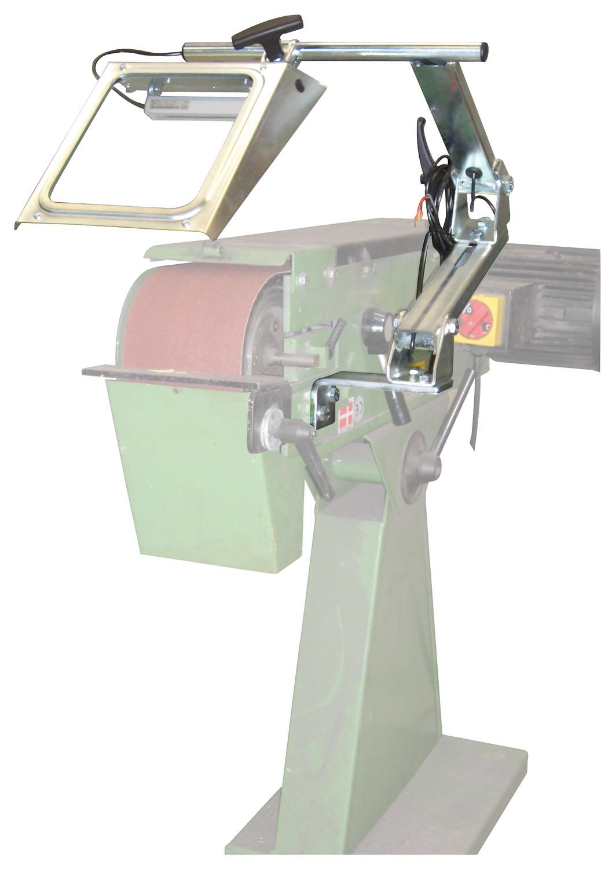 Maskinskydd för slipmaskin Finnsafety